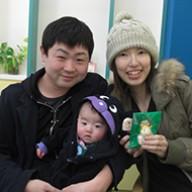 太田市 K.O様(27歳) ご家族