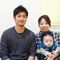 阿賀野市 K.I様(28歳) ご家族