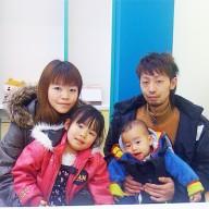 太田市 N.T様(27歳) ご家族